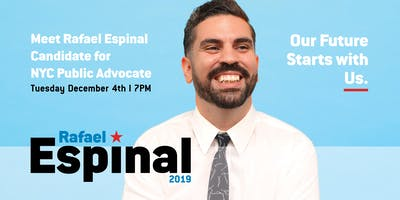 Meet Rafael Espinal: Candidate for NYC Public Advocate
