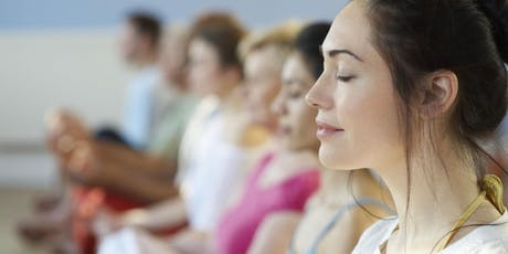 Beginners Meditation, Mindfulness and Wellbeing Class: Tuesdays in Llanelli tickets