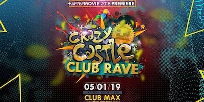 Crazy Castle CLUB RAVE + Aftermovie Premiere / 05.01.2019