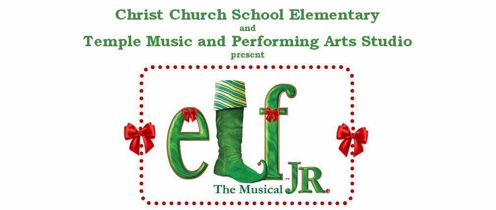 CCS Theater 2018 - Elf Jr.