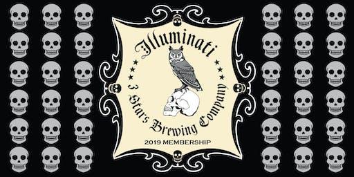 2019 ILLUMINATI RESERVE SOCIETY