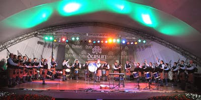 Great Lakes Pipe Band & Alma College Pipe Band Pub Night