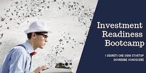 Startup experience - Scopri il mondo degli investitori