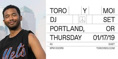 TORO Y MOI (DJ SET)