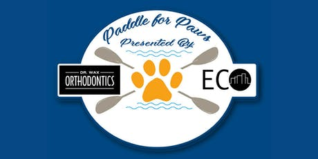 Dr. Wax Orthodontics Paddle for Paws Kayaking Event tickets