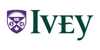 Ivey EMBA Information Session - Mississauga