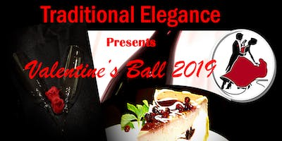 "Traditional Elegance- ""For the Love of Soul"" Valentine's Ball 2019 Macon GA- Black tie Affair"