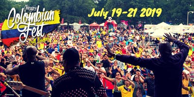 Colombian Fest  3-DAY PASS