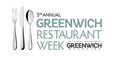 Greenwich Restaurant Week 5th Annual Opening Night Party