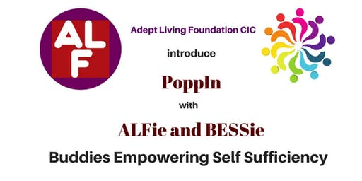 PoppIn & IPSG with ALFie and BESSie - Stevenage