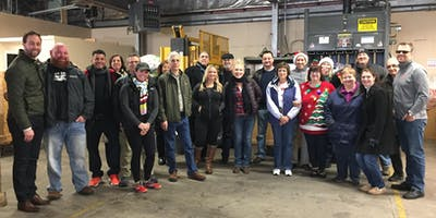 AXA: Schenectady City Mission Volunteer Outing