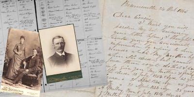Genealogy Basics at the Library