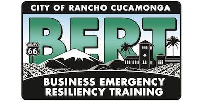 BERT Unit 1: Disaster Business Operations