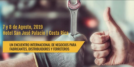 Expoferretera Costa Rica 2019 tickets