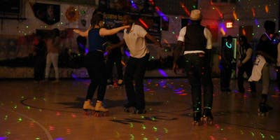 Disco Get Down! Skate Night