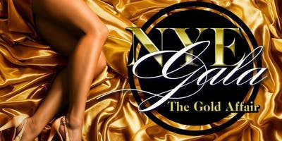 New Years Eve Gala THE GOLD AFFAIR