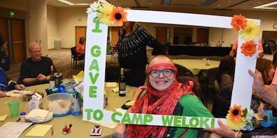 Camp Weloki's 10th Annual Trivia Night Fundraiser