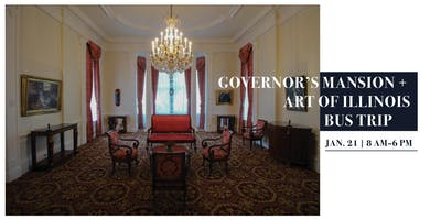 Governor's Mansion Bus Trip
