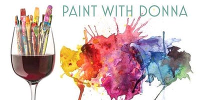 PAINT WITH DONNA January 10th
