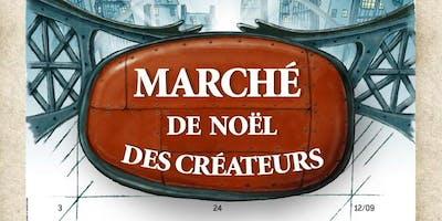 Marché des Créateurs Place Hoche à Rennes