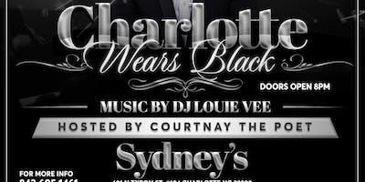 Charlotte Wears Black 2019
