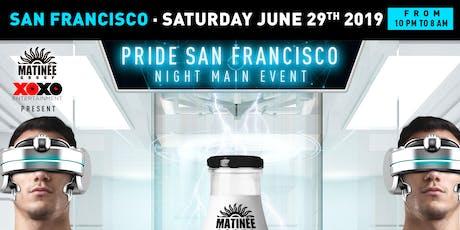 XOXO and Matinee Circuit Festival Barcelona present La Leche Pride San Francisco tickets