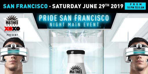 XOXO and Matinee Circuit Festival Barcelona present La Leche Pride San Francisco