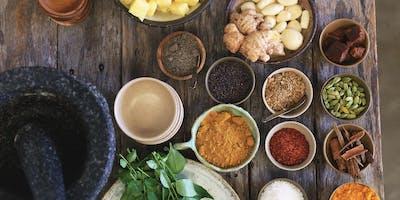 SRI LANKAN COOKING WORKSHOP & DINNER w/ om cade