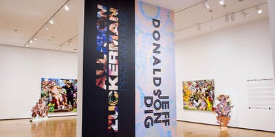Last Look Tour: Jeff Donaldson: Dig & Allison Zuckerman: Pirate and Muse