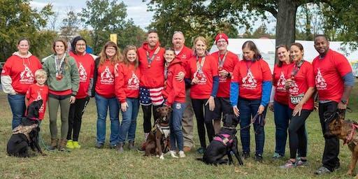 Team Semper K9 Marine Corps Marathon, 50K & 10K 2019