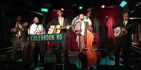 Decked Out Live! with Colebrook Road tickets