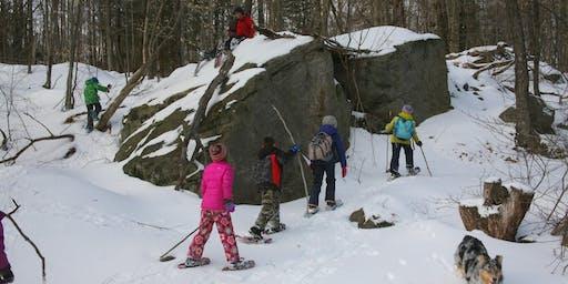 Into The Woods Snowshoe Adventures