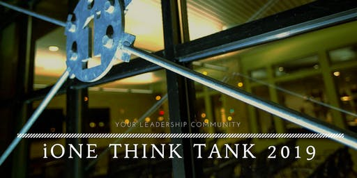 iOne Think Tank - August
