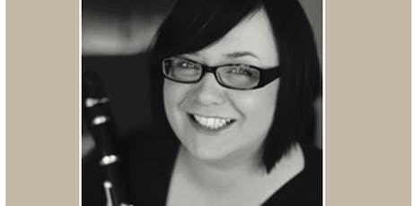 Claire Shipway (Clarinet) and Ed Rugman (piano) tickets
