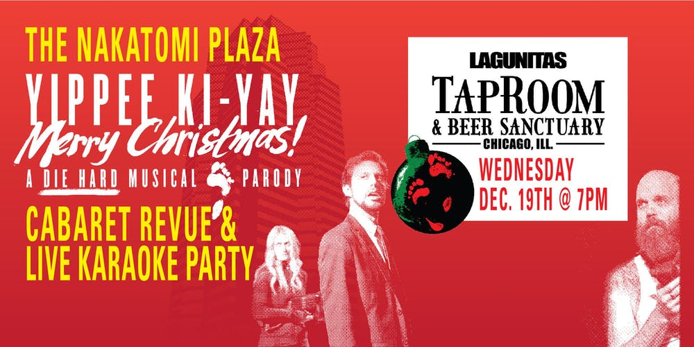 The Nakatomi Plaza Cabaret Revue & Live Karaoke Party Tickets, Wed ...