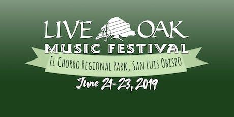 Live Oak Music Festival Full Fest Camping Experien tickets