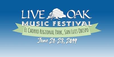 Live Oak Music Festival Single Day Experience