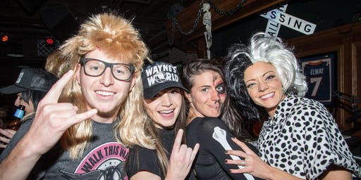 V1 - 2019 Chicago Halloween Bar Crawl (Friday)