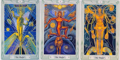 Postures of the Tarot