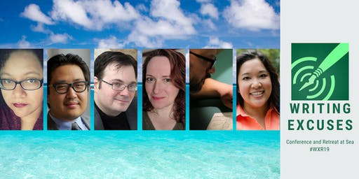 The Writing Excuses Conference 2019