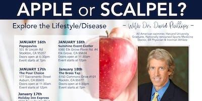 Dr. David Phillips Papapavlos Guest Ticket