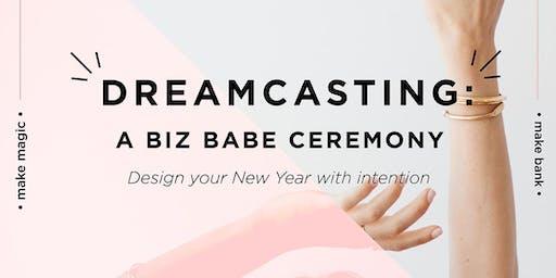 做梦:一个商业宝贝的仪式
