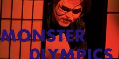 Premier of Monster Olympics