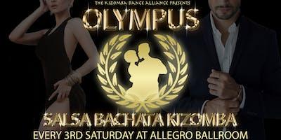 Olympus: Salsa, Bachata, Kizomba