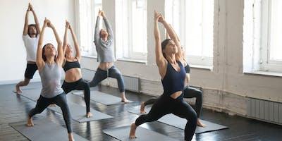 Yoga Class #3 - Monash College Clayton Campus