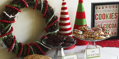 Christmas Cookie, Coffee and Cocoa Come and Go
