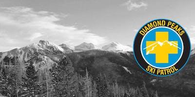 2019 Diamond Peaks Level 1 Avalanche Class