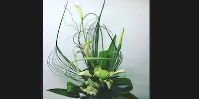 Ikebana workshop for your Valentine