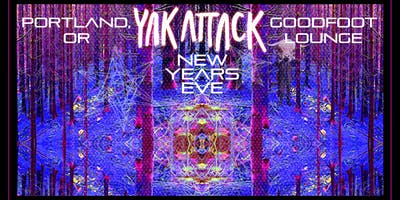 NYE with YAK ATTACK!