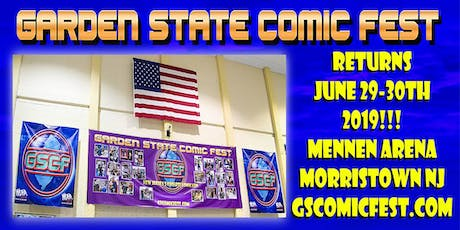Garden State Comic Fest: Morristown Edition - 2019 tickets